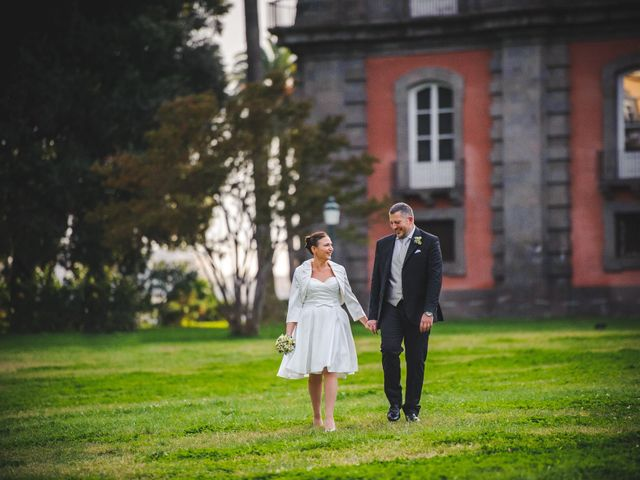 le nozze di Daniela e Giuseppe