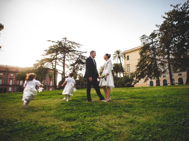 Il matrimonio di Giuseppe e Daniela a Napoli, Napoli 50