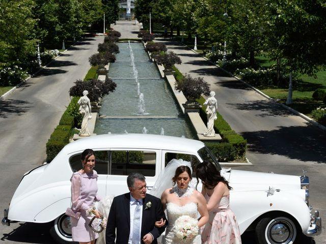Il matrimonio di Giuseppe e Debora a Grottaminarda, Avellino 4