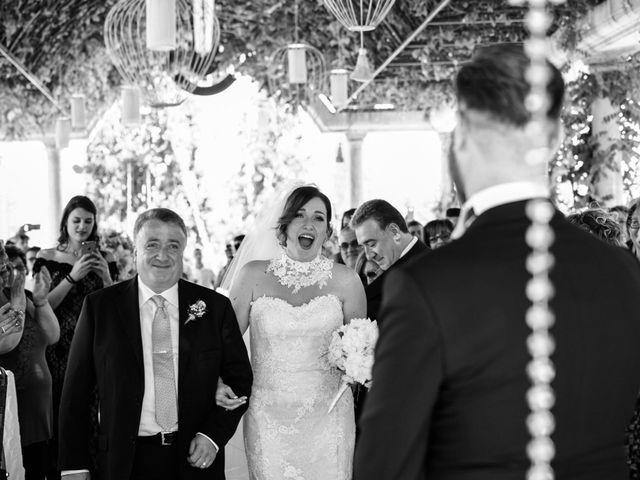Il matrimonio di Giuseppe e Debora a Grottaminarda, Avellino 17
