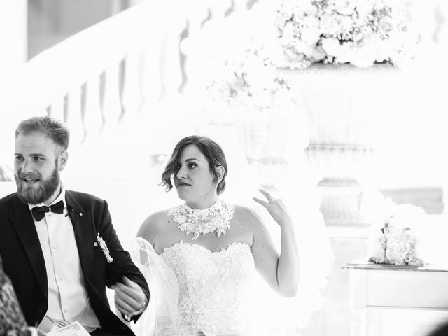 Il matrimonio di Giuseppe e Debora a Grottaminarda, Avellino 20