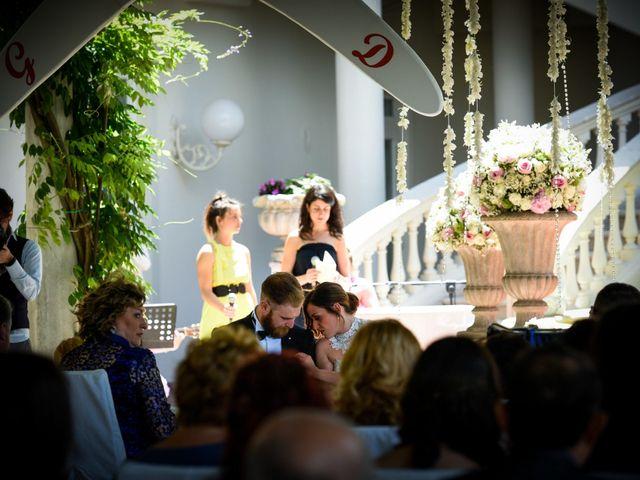 Il matrimonio di Giuseppe e Debora a Grottaminarda, Avellino 25