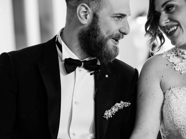 Il matrimonio di Giuseppe e Debora a Grottaminarda, Avellino 30