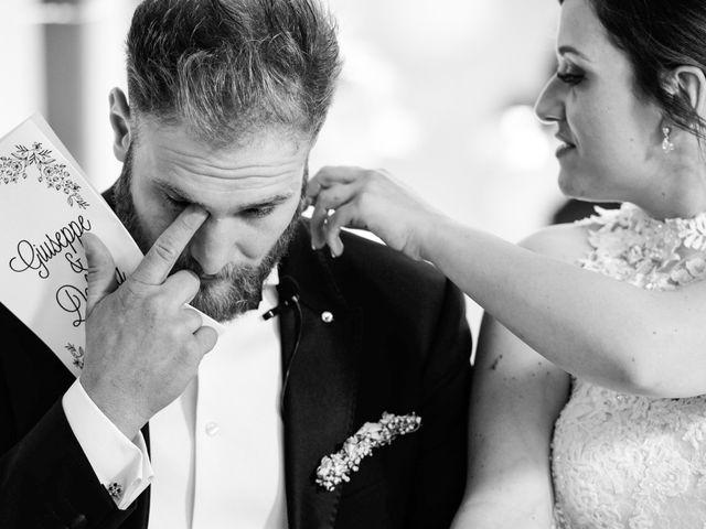 Il matrimonio di Giuseppe e Debora a Grottaminarda, Avellino 31