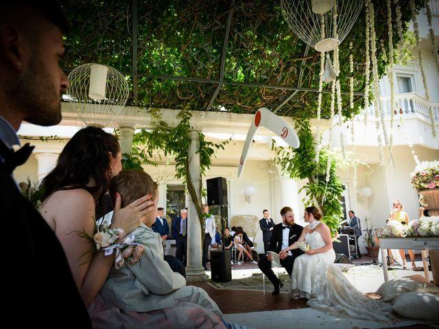 Il matrimonio di Giuseppe e Debora a Grottaminarda, Avellino 35