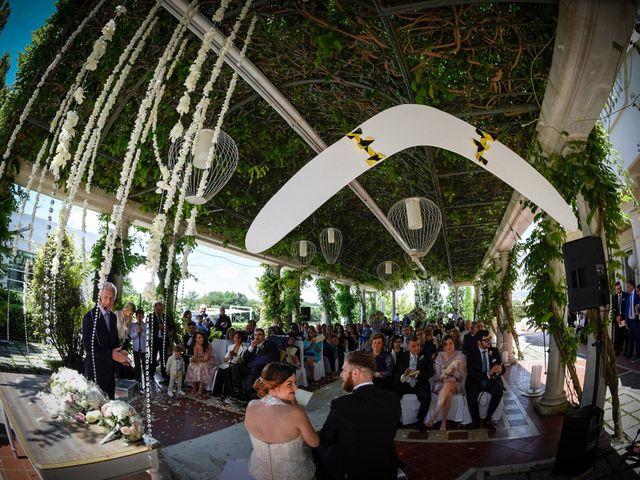 Il matrimonio di Giuseppe e Debora a Grottaminarda, Avellino 40