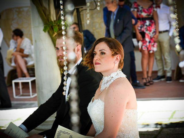 Il matrimonio di Giuseppe e Debora a Grottaminarda, Avellino 41