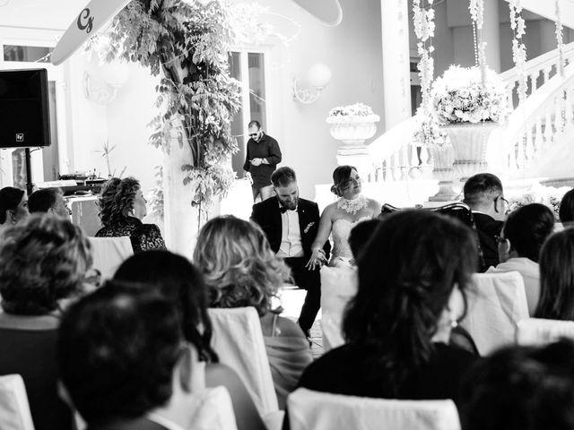 Il matrimonio di Giuseppe e Debora a Grottaminarda, Avellino 43