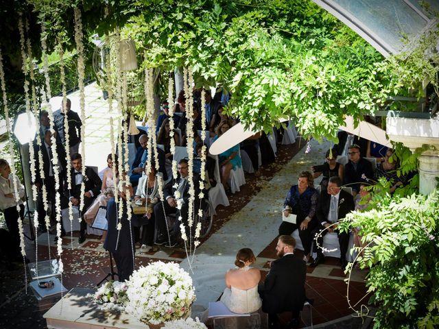 Il matrimonio di Giuseppe e Debora a Grottaminarda, Avellino 55