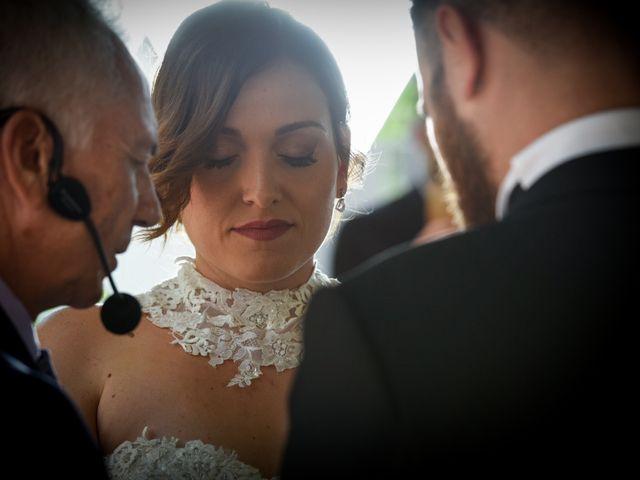 Il matrimonio di Giuseppe e Debora a Grottaminarda, Avellino 60