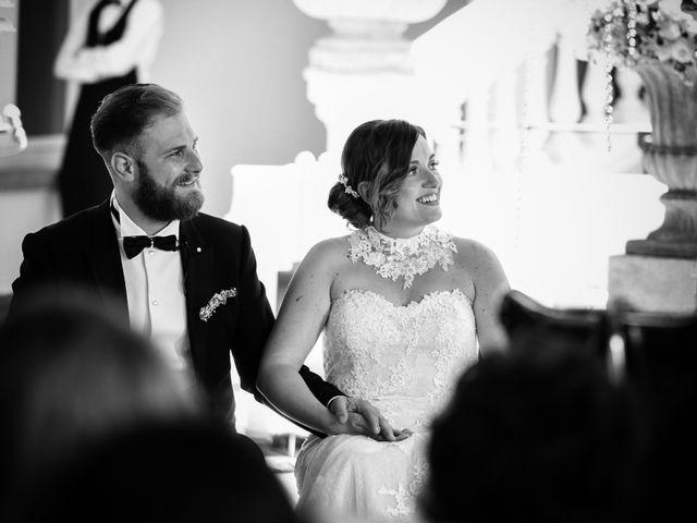 Il matrimonio di Giuseppe e Debora a Grottaminarda, Avellino 62