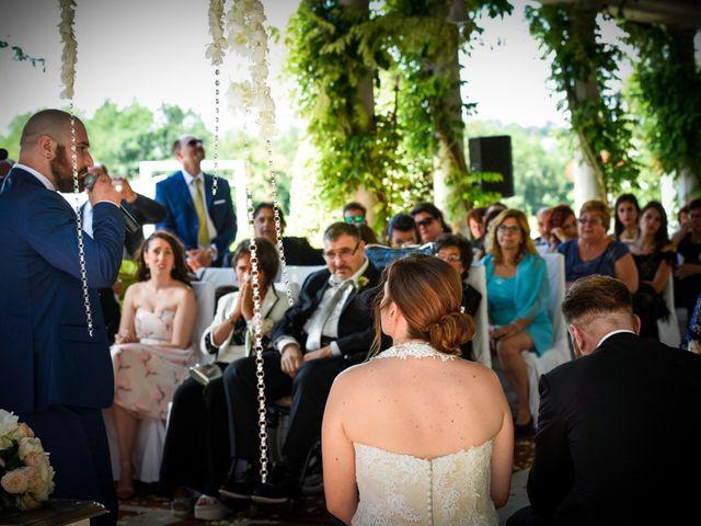 Il matrimonio di Giuseppe e Debora a Grottaminarda, Avellino 67