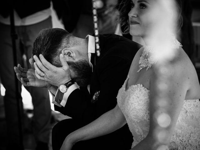 Il matrimonio di Giuseppe e Debora a Grottaminarda, Avellino 68