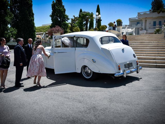 Il matrimonio di Giuseppe e Debora a Grottaminarda, Avellino 74