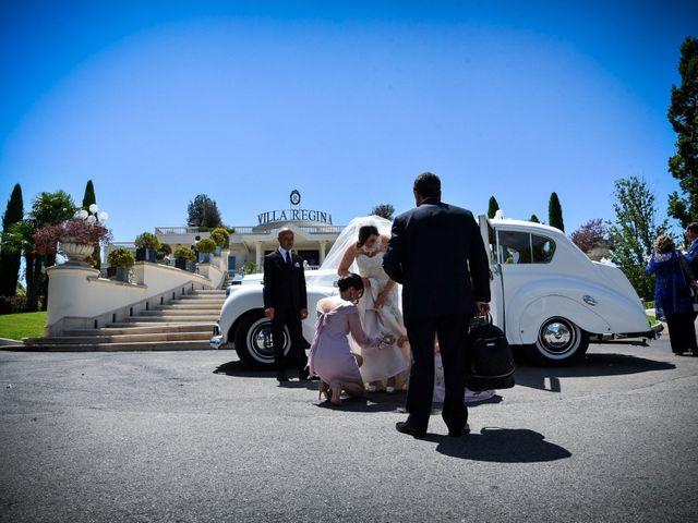 Il matrimonio di Giuseppe e Debora a Grottaminarda, Avellino 75
