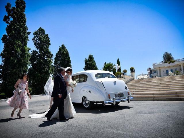 Il matrimonio di Giuseppe e Debora a Grottaminarda, Avellino 76