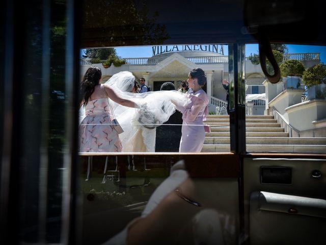 Il matrimonio di Giuseppe e Debora a Grottaminarda, Avellino 78