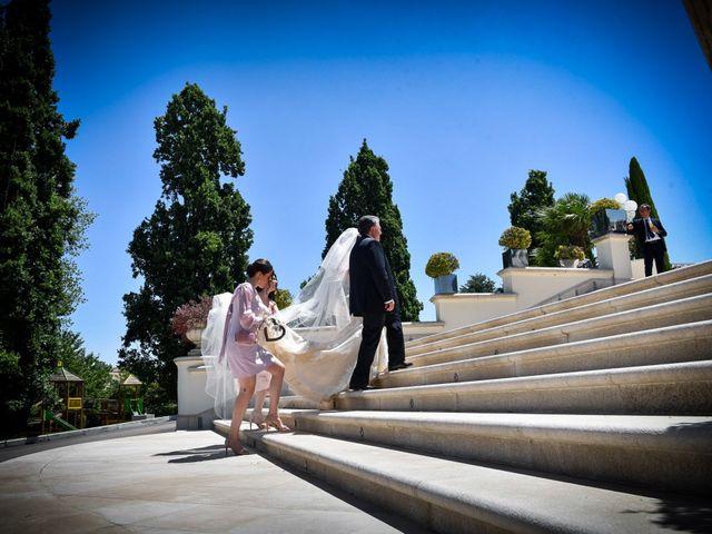 Il matrimonio di Giuseppe e Debora a Grottaminarda, Avellino 79