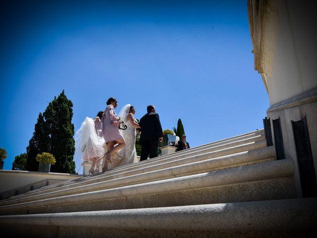 Il matrimonio di Giuseppe e Debora a Grottaminarda, Avellino 80