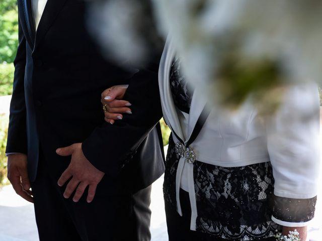 Il matrimonio di Giuseppe e Debora a Grottaminarda, Avellino 83