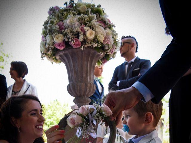 Il matrimonio di Giuseppe e Debora a Grottaminarda, Avellino 84