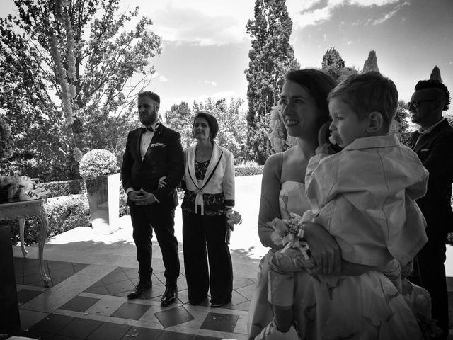 Il matrimonio di Giuseppe e Debora a Grottaminarda, Avellino 85