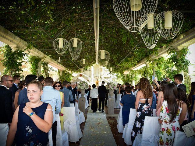 Il matrimonio di Giuseppe e Debora a Grottaminarda, Avellino 86