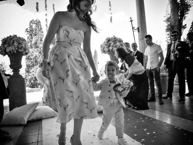 Il matrimonio di Giuseppe e Debora a Grottaminarda, Avellino 88