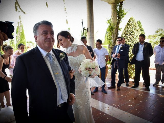 Il matrimonio di Giuseppe e Debora a Grottaminarda, Avellino 89