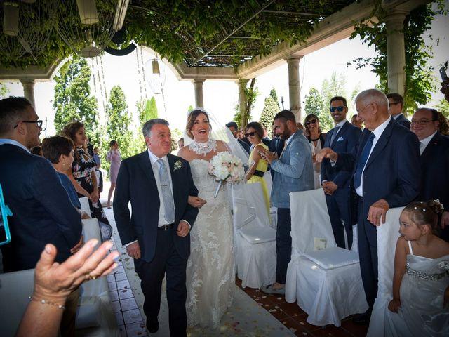 Il matrimonio di Giuseppe e Debora a Grottaminarda, Avellino 90