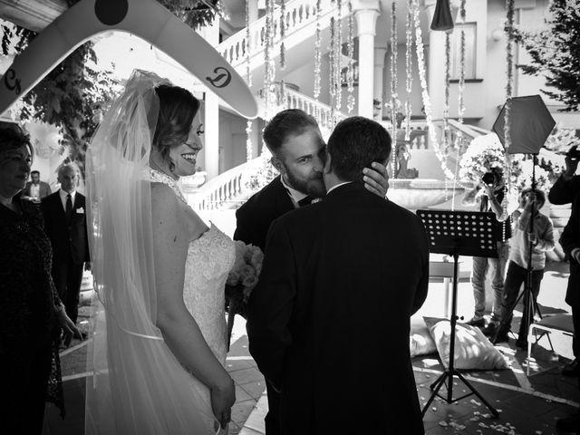 Il matrimonio di Giuseppe e Debora a Grottaminarda, Avellino 91