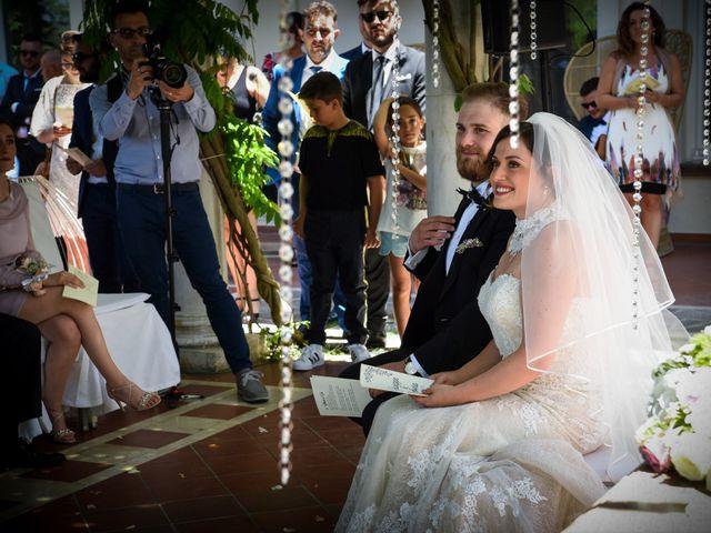 Il matrimonio di Giuseppe e Debora a Grottaminarda, Avellino 92
