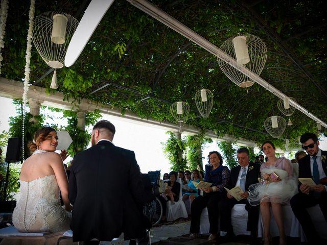 Il matrimonio di Giuseppe e Debora a Grottaminarda, Avellino 95