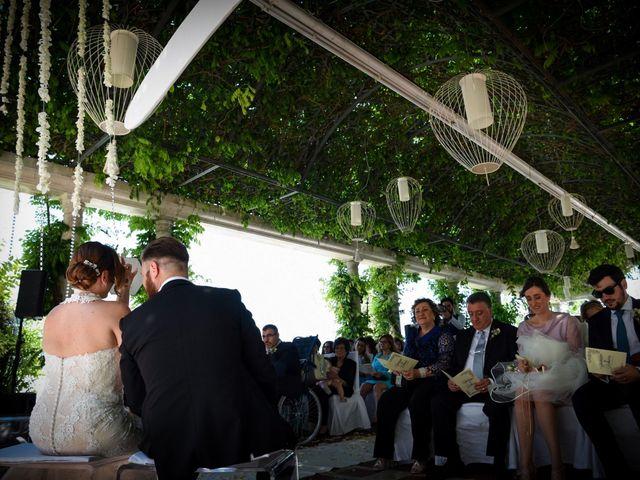 Il matrimonio di Giuseppe e Debora a Grottaminarda, Avellino 96