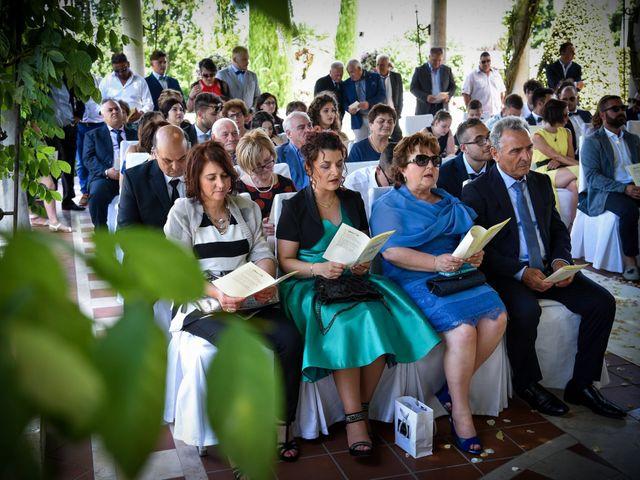 Il matrimonio di Giuseppe e Debora a Grottaminarda, Avellino 98