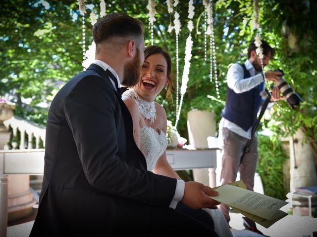 Il matrimonio di Giuseppe e Debora a Grottaminarda, Avellino 101