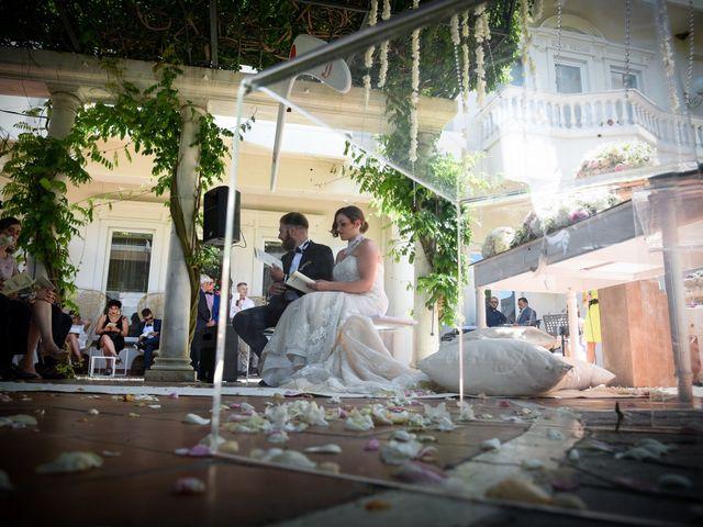 Il matrimonio di Giuseppe e Debora a Grottaminarda, Avellino 103