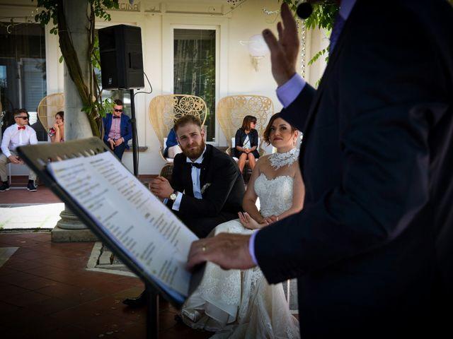 Il matrimonio di Giuseppe e Debora a Grottaminarda, Avellino 104