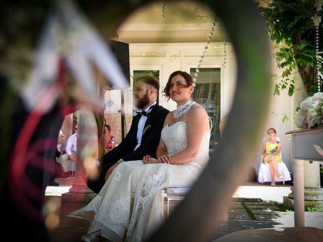 Il matrimonio di Giuseppe e Debora a Grottaminarda, Avellino 106