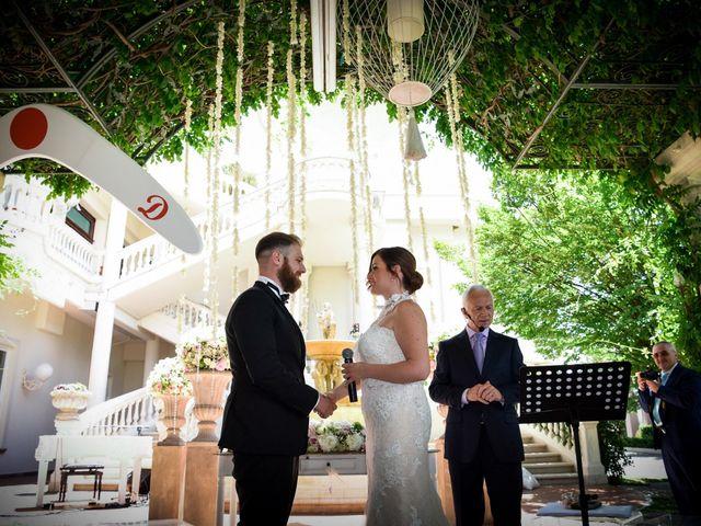 Il matrimonio di Giuseppe e Debora a Grottaminarda, Avellino 107