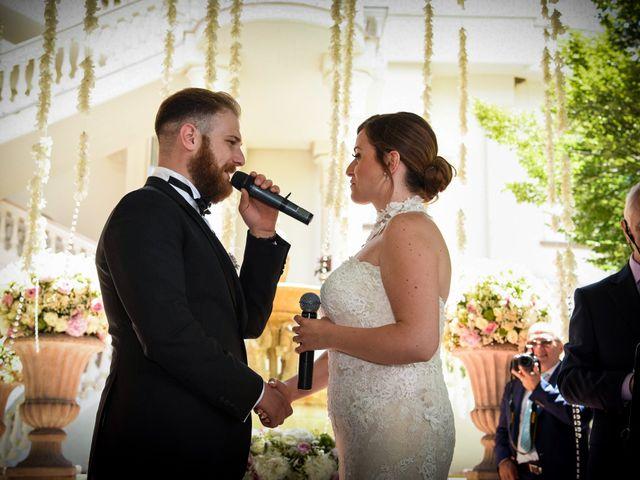 Il matrimonio di Giuseppe e Debora a Grottaminarda, Avellino 108