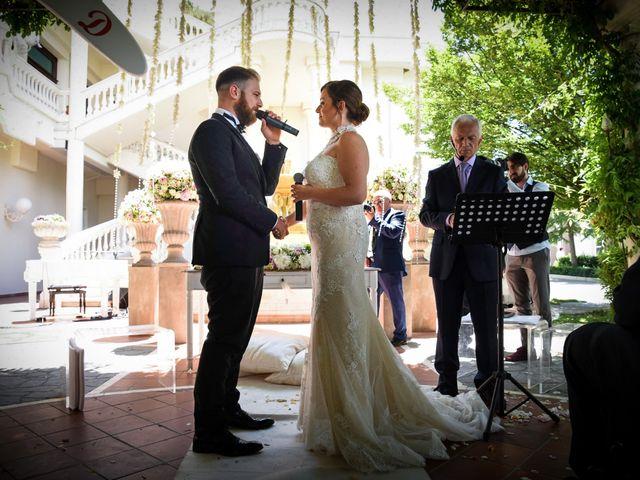 Il matrimonio di Giuseppe e Debora a Grottaminarda, Avellino 109
