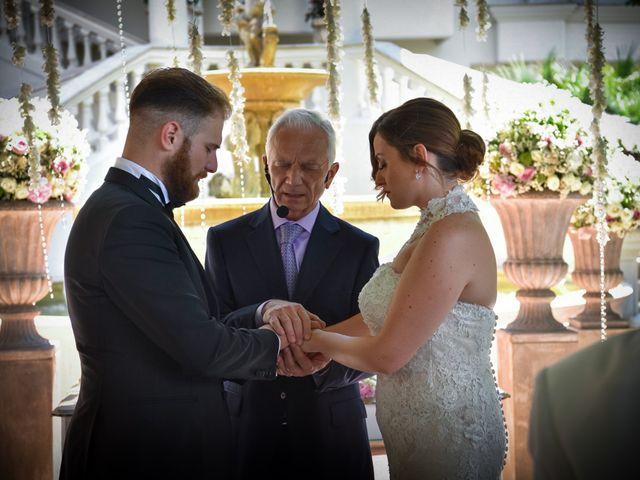 Il matrimonio di Giuseppe e Debora a Grottaminarda, Avellino 110