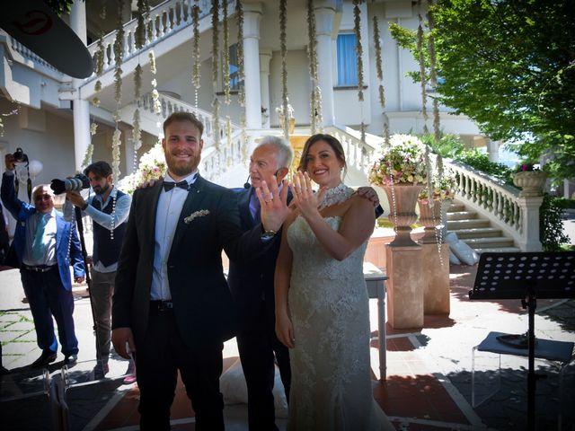Il matrimonio di Giuseppe e Debora a Grottaminarda, Avellino 112