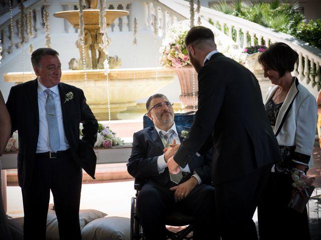 Il matrimonio di Giuseppe e Debora a Grottaminarda, Avellino 114