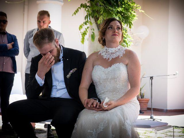 Il matrimonio di Giuseppe e Debora a Grottaminarda, Avellino 115