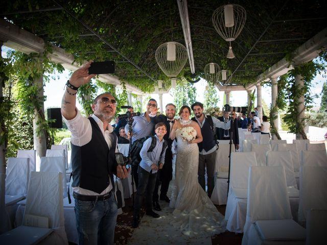 Il matrimonio di Giuseppe e Debora a Grottaminarda, Avellino 121