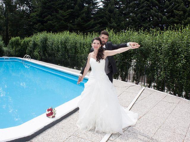 Le nozze di Antonella e Nelson