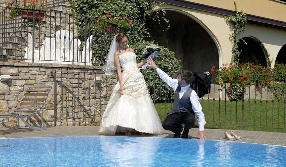 Il matrimonio di paolo e sara a Stezzano, Bergamo