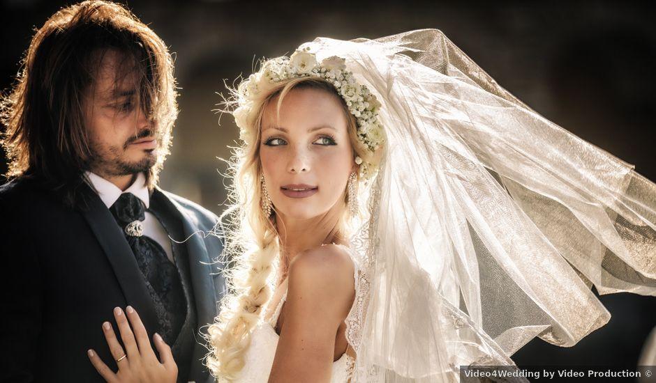 Il matrimonio di Fulvio e Ester a Fiesole, Firenze